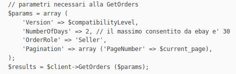 ebay-api-php-caricamento-ordini