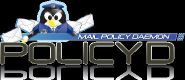 policyd logo