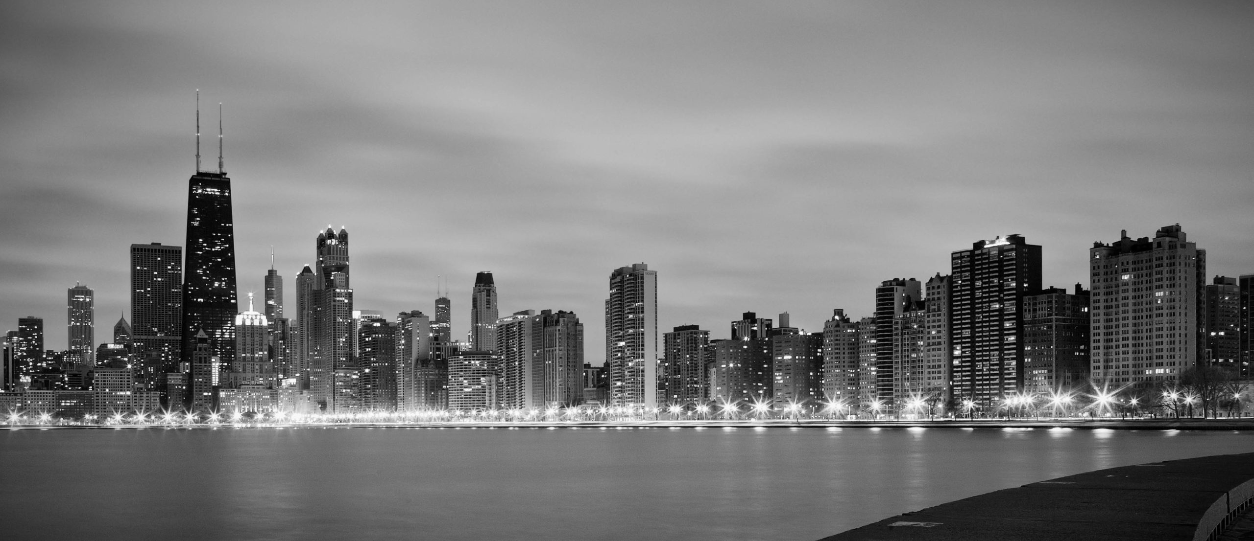 "A city skyline, published to ""Contact us for help with IT, development, or UX"""